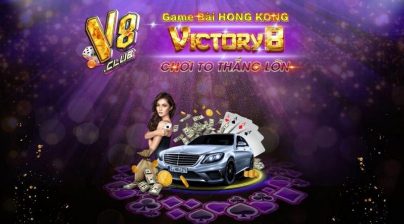 Giao diện V8 cá tính và thu hút người chơi