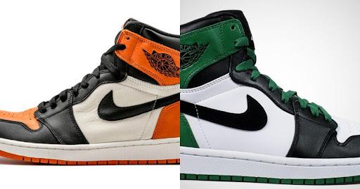 Jordan 1 có dáng giày đẹp, form ôm